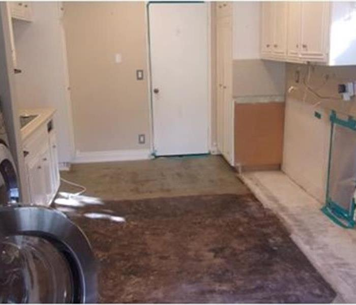 Agoura Kitchen Water Damage
