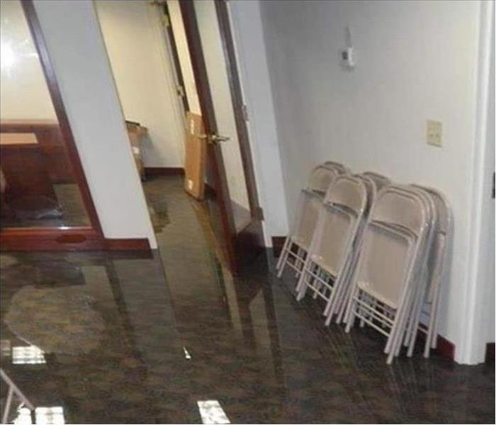 Calabasas Office Flooding