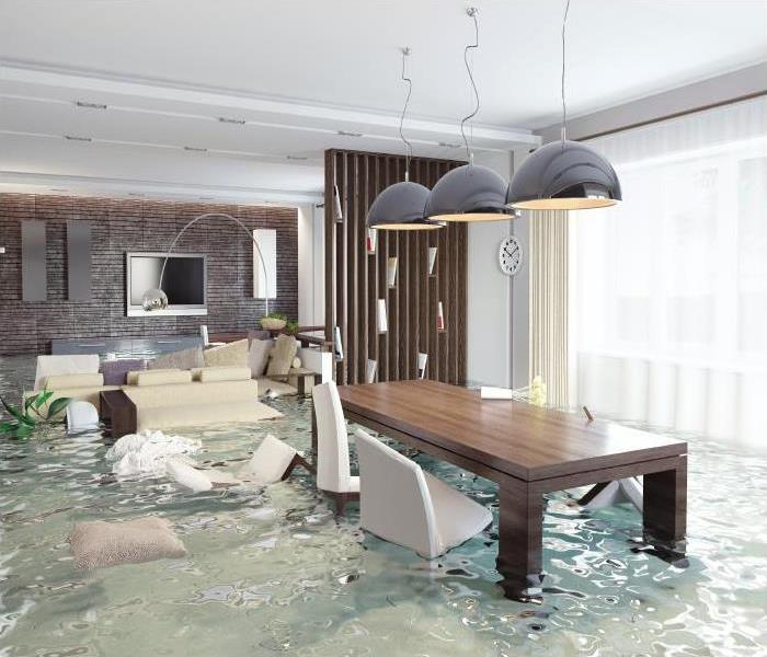 Storm Damage Flood Damage In Calabasas Is No Match For Our Team Of Experts